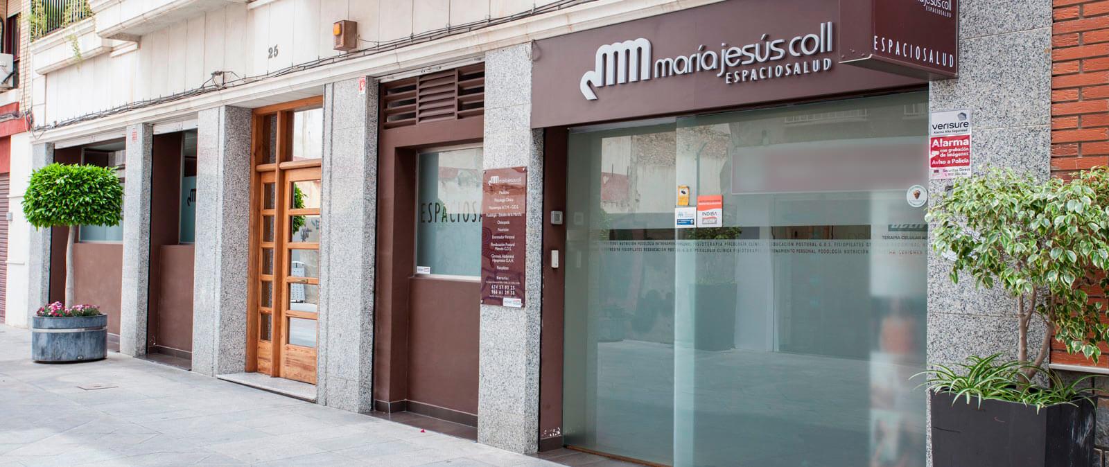Instalaciones, María Jesús Coll
