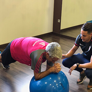 PERSONAL TRAINING, Maria Jesus Coll